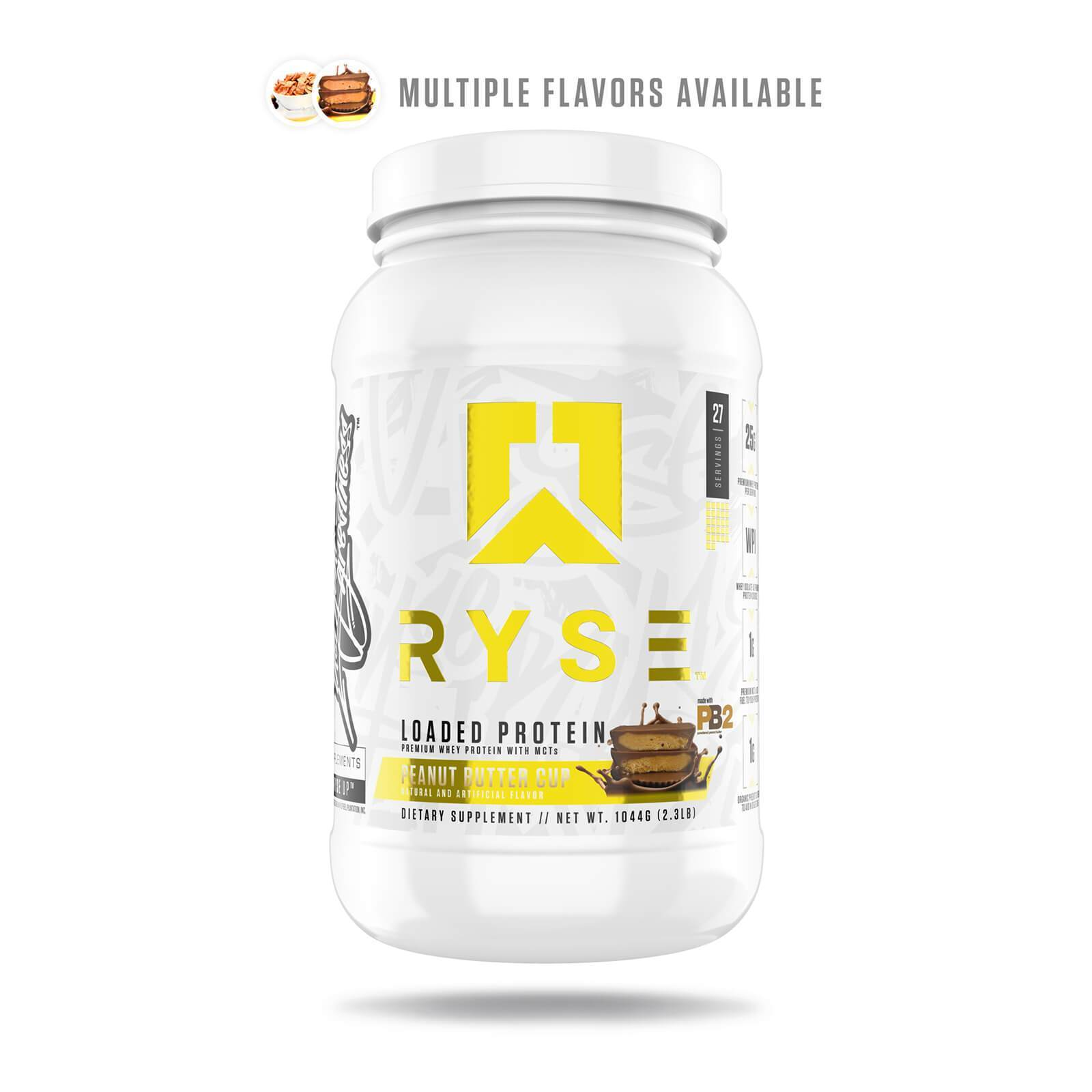 Ryse Loaded Protein - THE PROTEIN SHACK