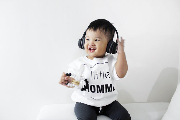 little homme toddler sweatshirt