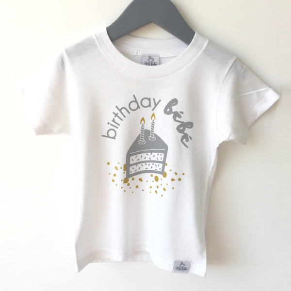 birthday 2 toddler shirt
