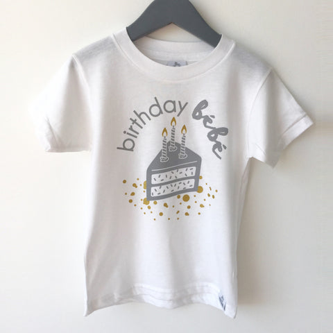 birthday 3 toddler shirt
