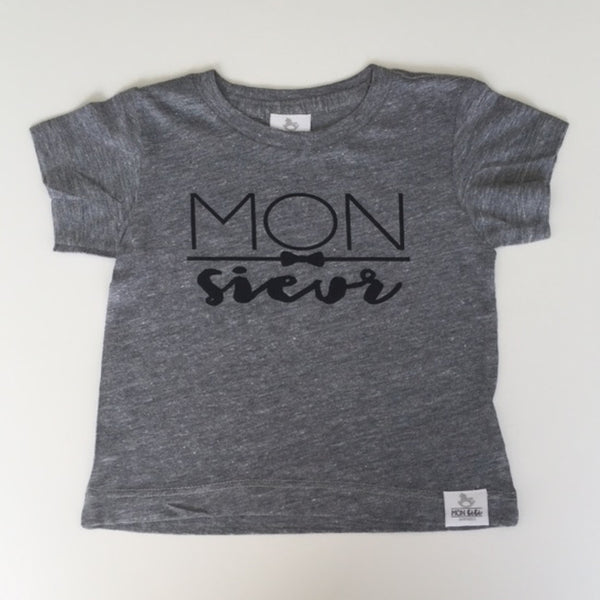 monsieur bamboo/organic cotton shirt