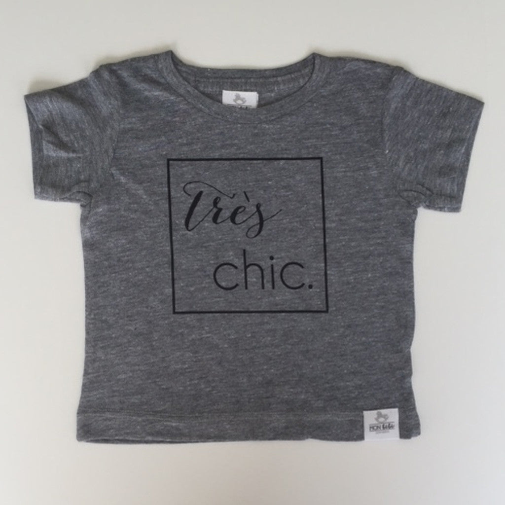 très chic. bamboo/organic cotton shirt