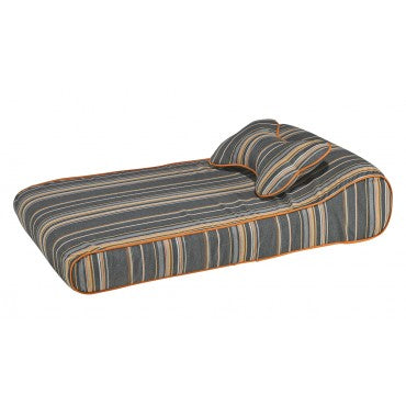 Sunbrella Outdoor - CABANA STRIPE (Grey)