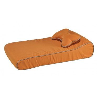 Outdoor - Resort Lounger - Sunset (Orange)