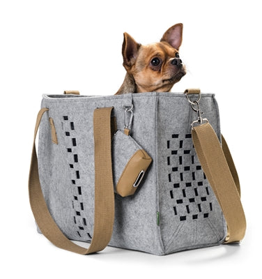 Hunter Germany Pet Carrier - Country - Grey