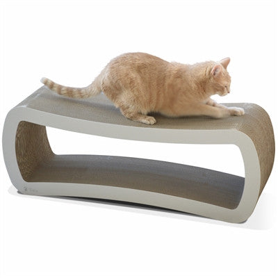 Jumbo Cat Scratcher Lounge™ by PetFusion