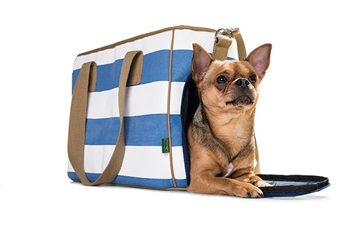 Hunter Germany Pet Carrier - Ruegen - Blue