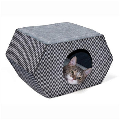 COVO - Cat Bed - In Walnut