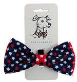 Bow Tie - Blue/Red - Patriot