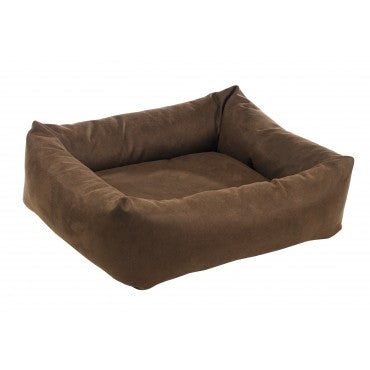Faux Leather - COWBOY - (Brown / Beige / Grey)
