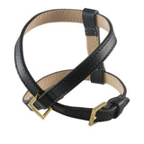 Frida - Leather Harness - Black