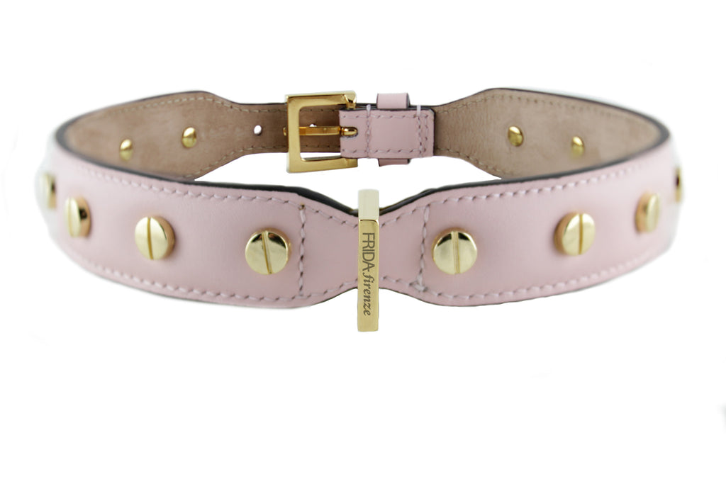 Frida - Screw Studs - Light Pink