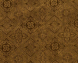 Microvelvet - PECAN FILIGREE (Brown)