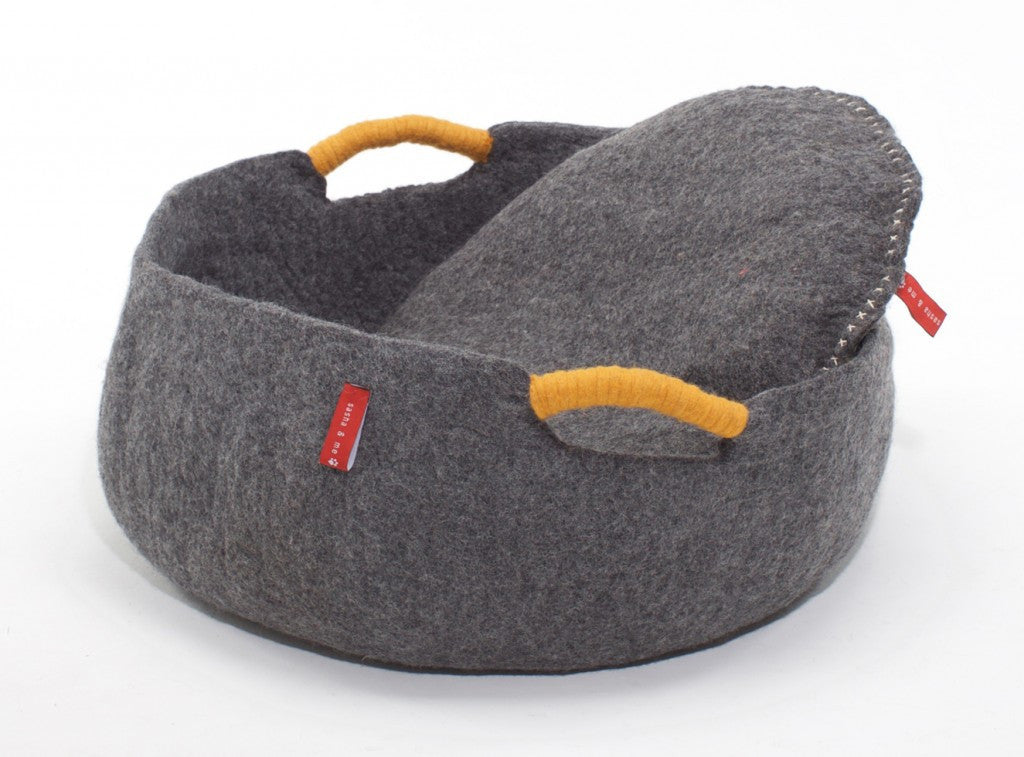 Circo Basket - 100% sustainable pure wool