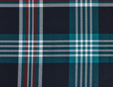 Microvelvet - GLEN MEADOW TARTAN (Blue)