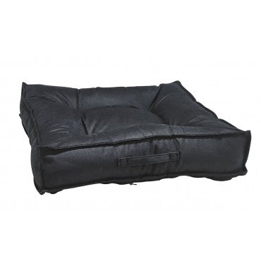 Faux Leather - RODEO - (Black)