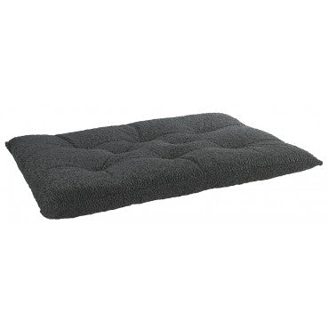 Faux Fur - GREY SHEEPSKIN (Dark Grey)