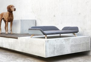 Letto - Steel Blue
