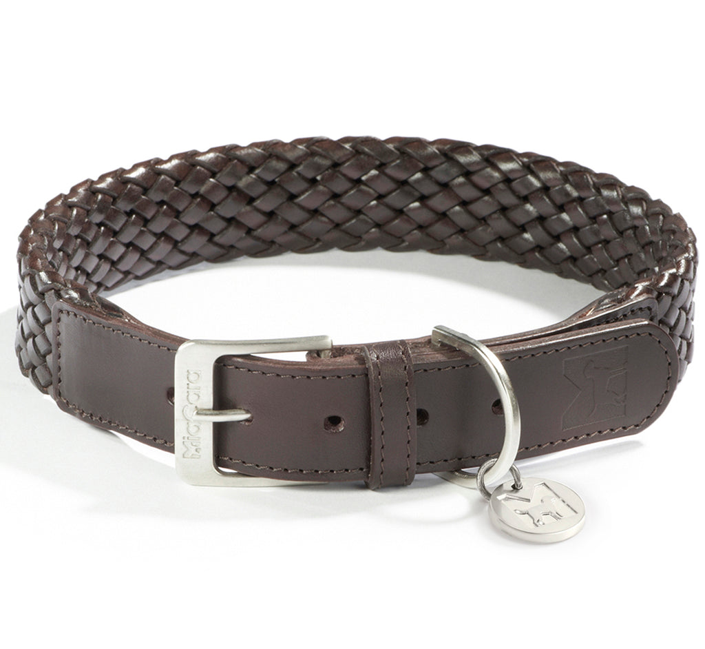 Venezia Collar - Dark Brown