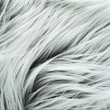 Capello faux fur - White/Black