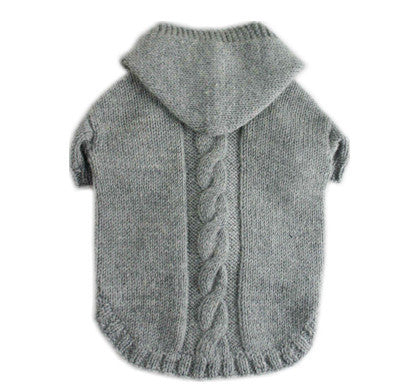 Barkingham - Battleship Grey Hoody