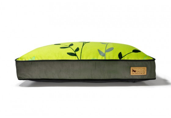 Greenery Rectangular Bed