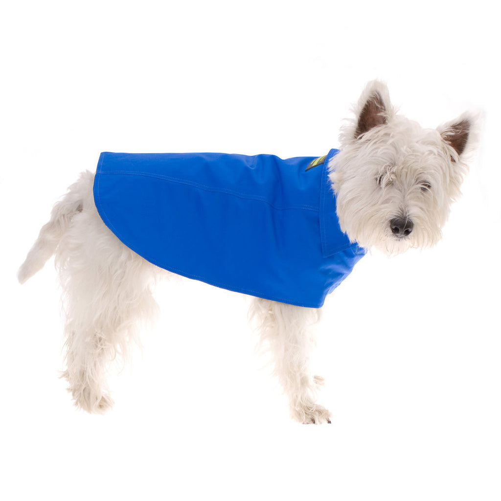 Hamish Rain Coat - Blue