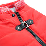 Runner Coat - Red