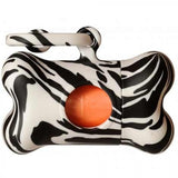 Bon Ton Zebra - Waste Bag Dispenser