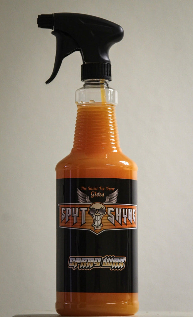 Spyt Shyne Detail Spray 32oz
