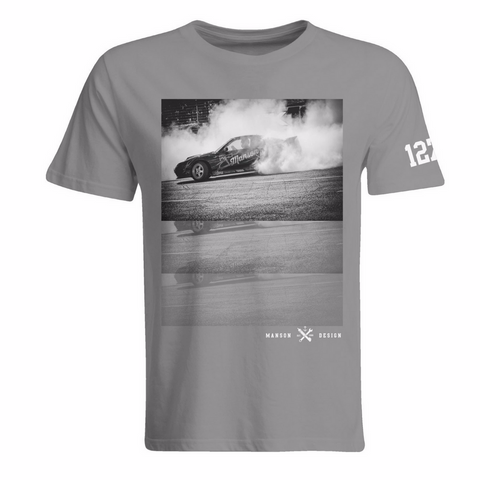 180sx 240sx s13 s14 s15 Sublimated Burnout T-Shirt
