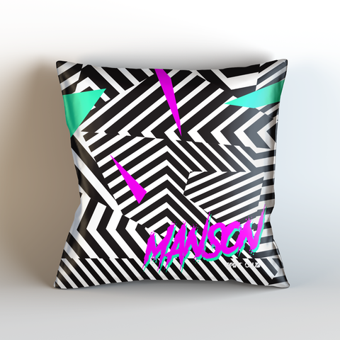 80's Drift Club Cushion