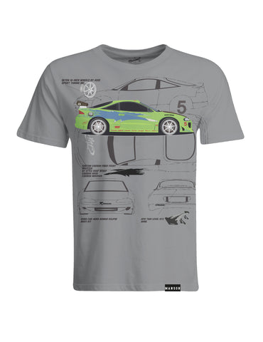Brian's Eclipse Premium Limited Tee