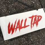 Wall Tap Decal Sticker