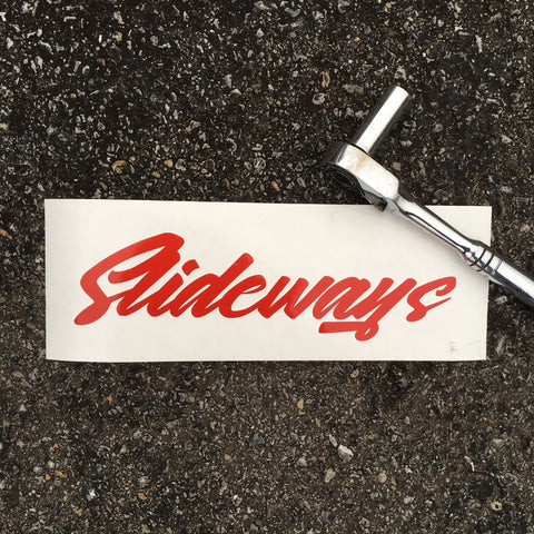 Slideways Decal Sticker