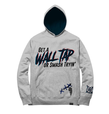 Get a Wall tap or smash tryin' sublimated Hoodie