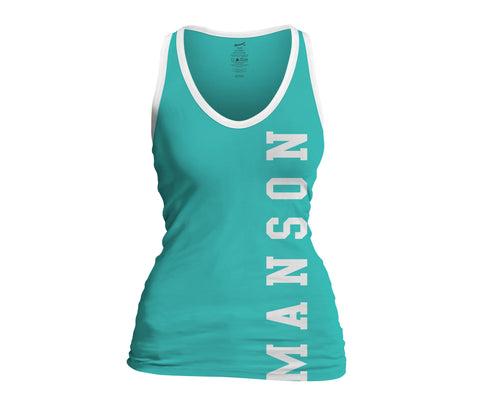 Manson Team Official Ladies Tank Top
