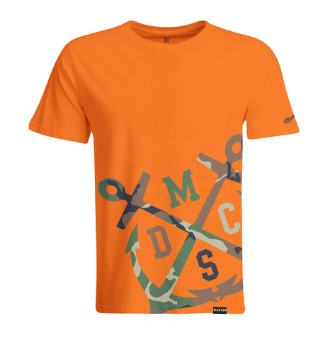 Double Anchor Camouflage Sublimate T-Shirt