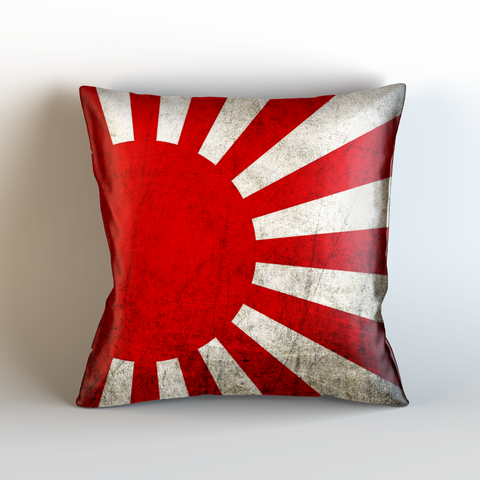 Japan Rising Sun Sublimate Cushions