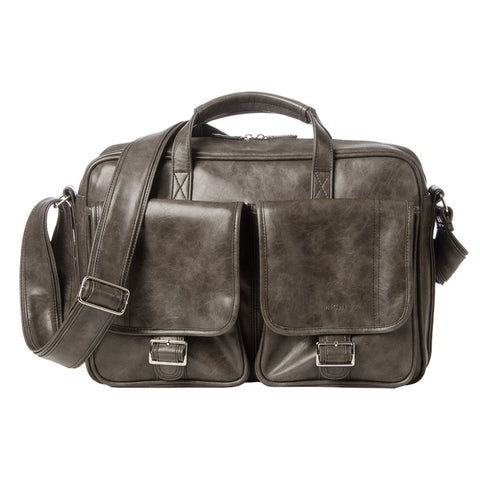 Grey Men's Briefcase