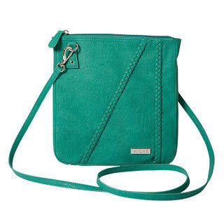 Teal Hip Bag