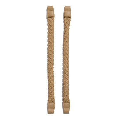 Short Tan Rope Straps