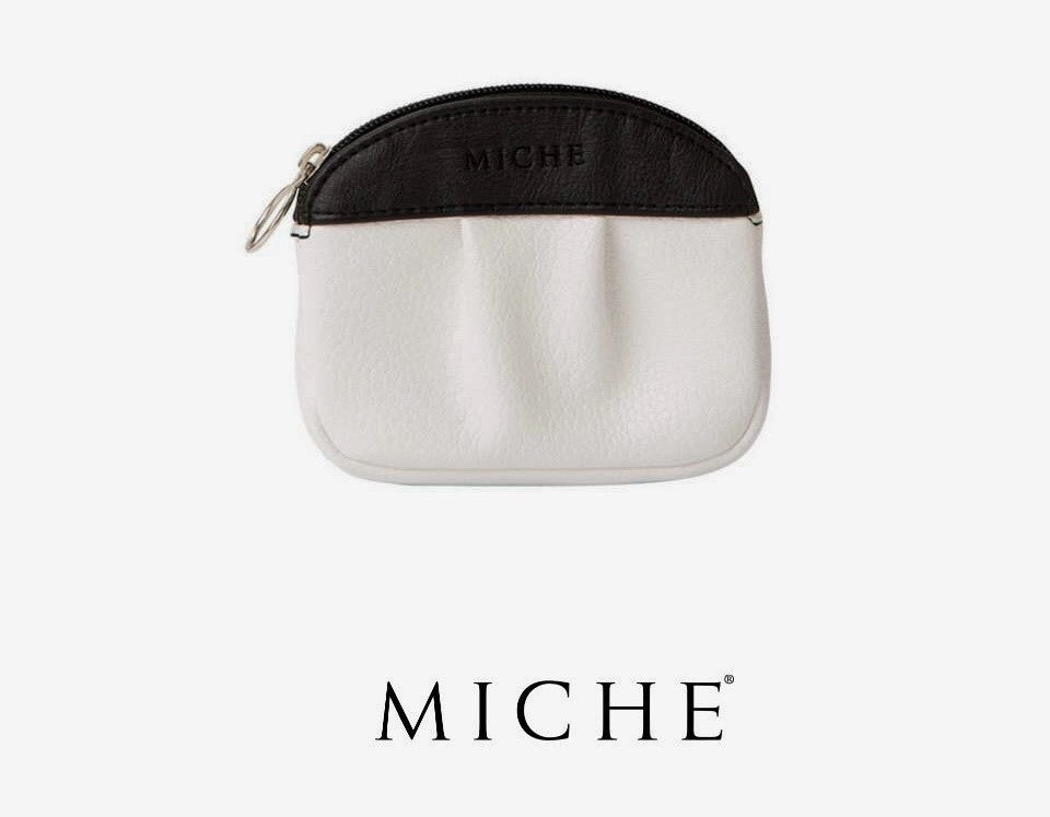 Black & White Coin Purse