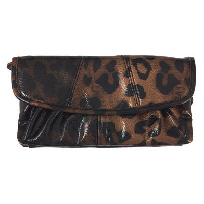 Leopard Soft Wallet