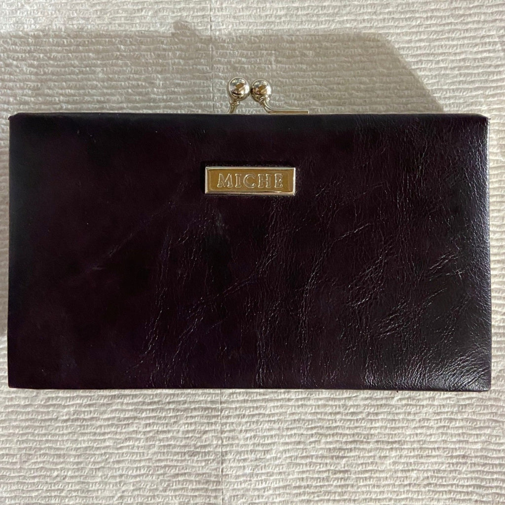 Plum Hard Wallet - One of A Kind!