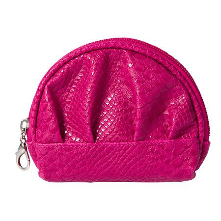 Fuschia Coin Purse