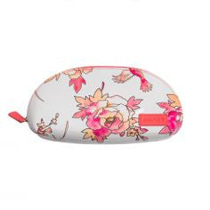 Pink Floral Make-Up Bag - 2 Sizes