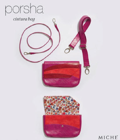 Porsha Cintura Hip Bag