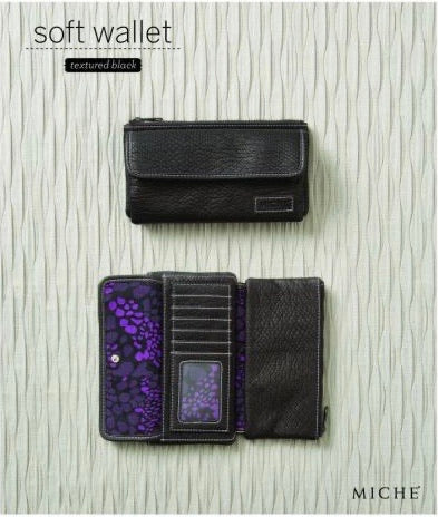 Ultra Soft Black Wallet