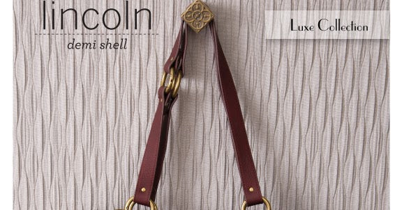 Lincoln Luxe Handles